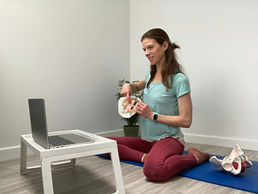 pelvic health physiotherapy