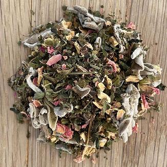 loose tea herb sourcing