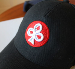 Poker Cap 3D Embroidery