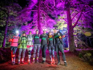 Night Trail Run Scotland