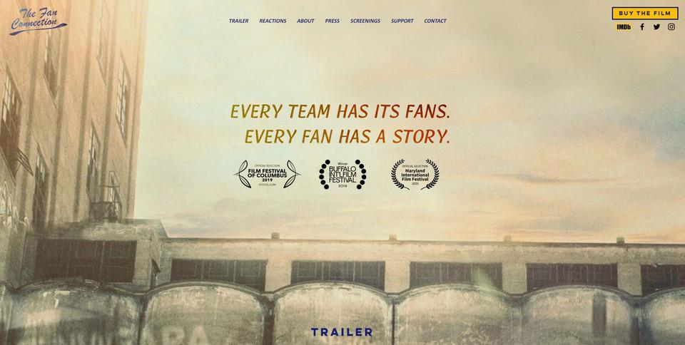 Film documentary website