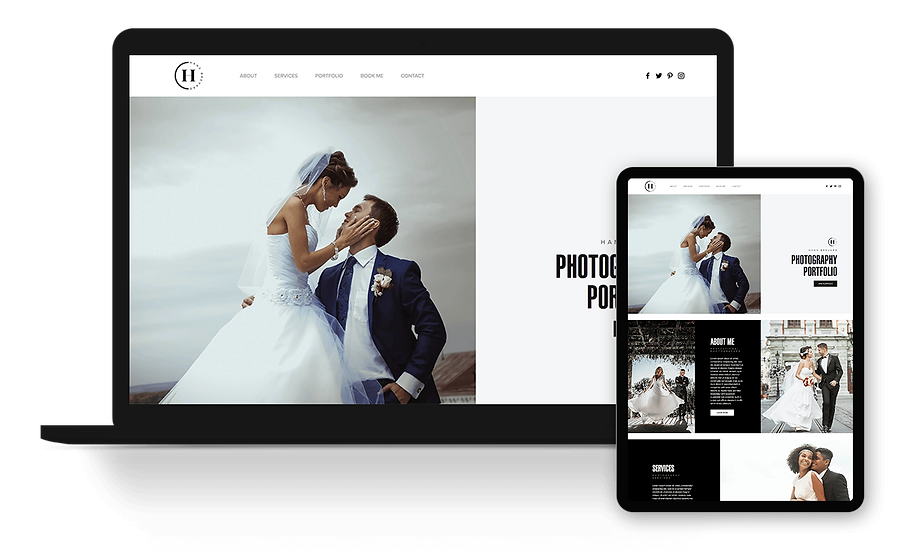 Hans Brevard Photography - Photography Template