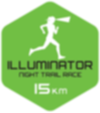 Illuminator 15k night trail race