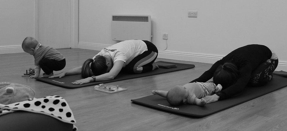 Postnatal pilates Corsham
