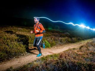 toughest night trail race Scotland