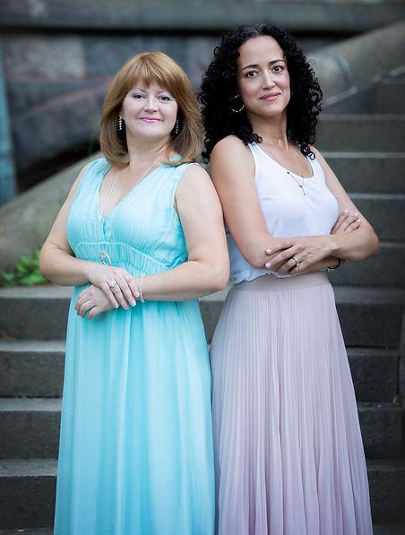 Linda & Patricia from Serendipitea