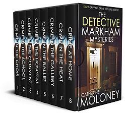 The Detective Markham Mysteries Box Set.