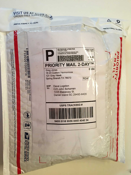 Prepaid Shipping Label & Packaging Materials