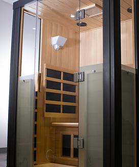 Aline Health Halo Therapy & Infrared Sauna