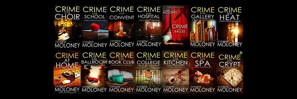 Catherine Moloney Published Books
