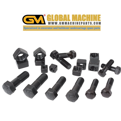 Track bolt - CATERPILLAR - Dozers - D7H - 2RG-1-UP