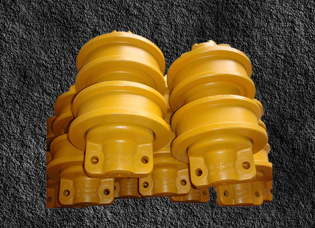 GM Exacvator Undercarriage parts ROLLER.