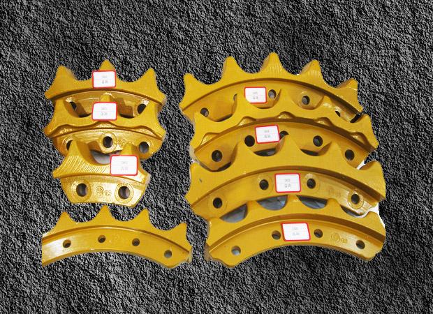 GM Sprocket Segement Parts