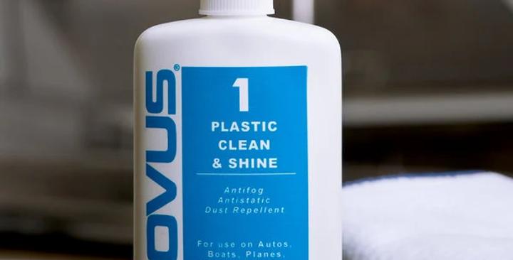 Nettoyant pour plastique ( 8 oz )