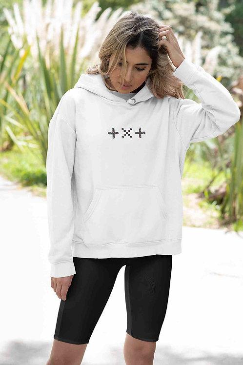 TXT Logo Unisex Hoodie - Hoodies for Men and Women