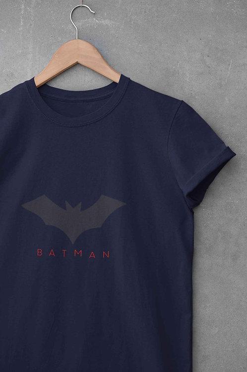 BATMAN - Round Neck T-Shirt
