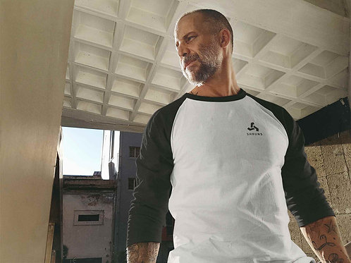 SHRUNS - Men's Full Sleeve Raglan T-Shirt