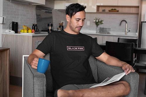 BlackPink Logo T-shirts - Men's Round Neck