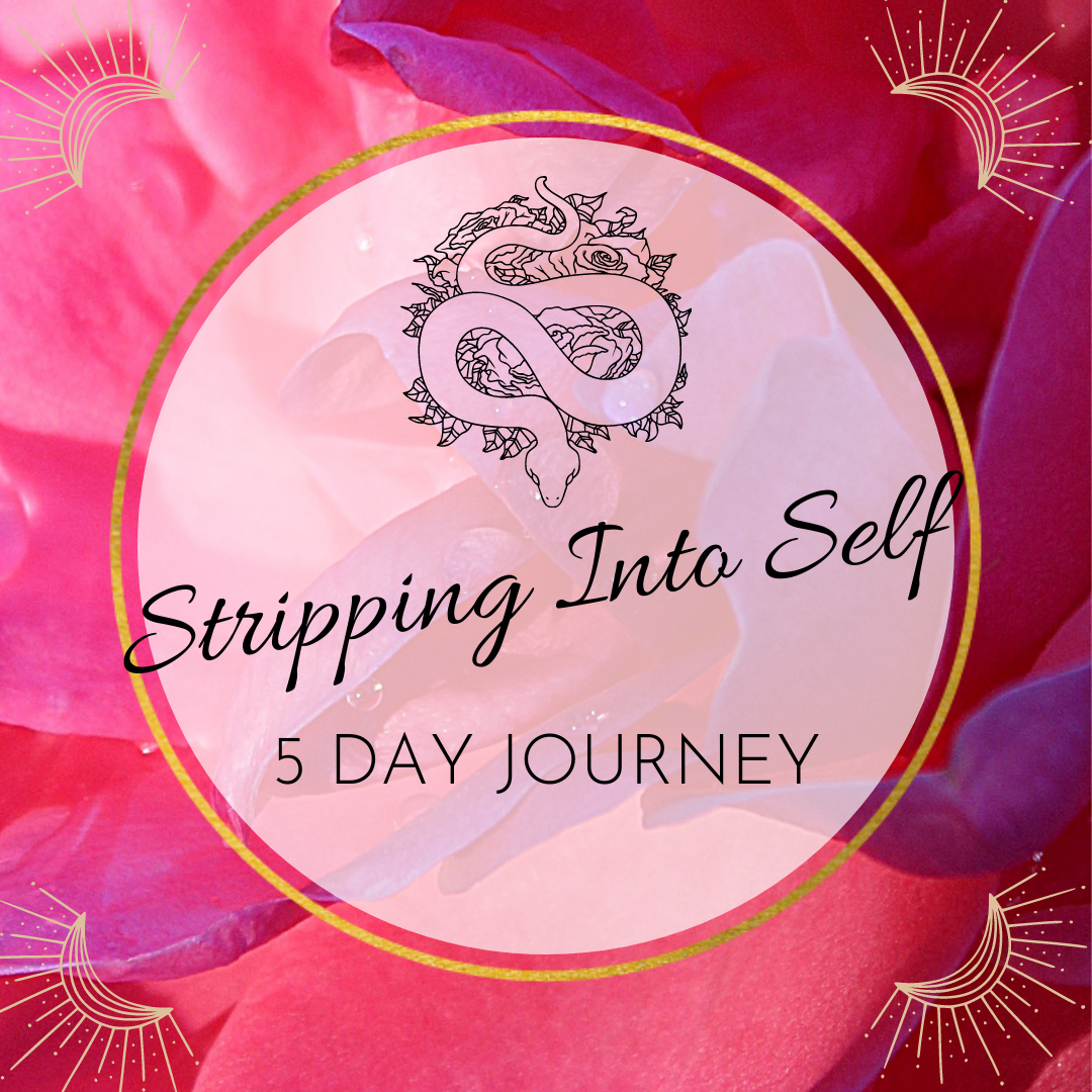 Stripping Into Self - 5 Day Journey