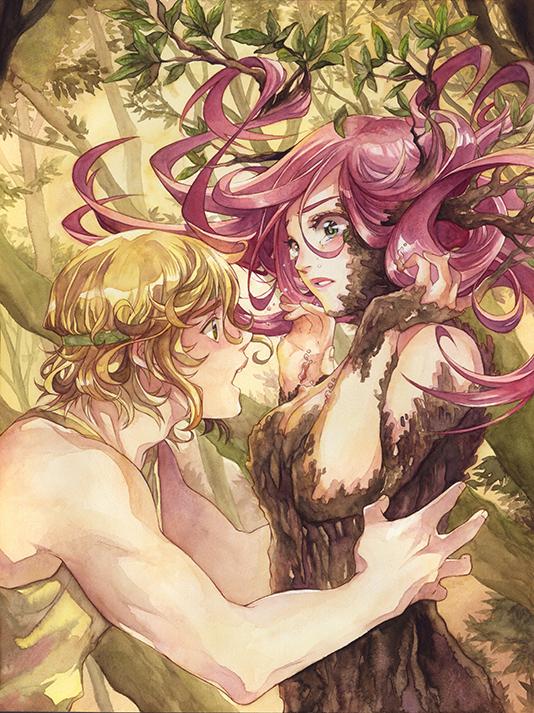 Daphne & Apoll