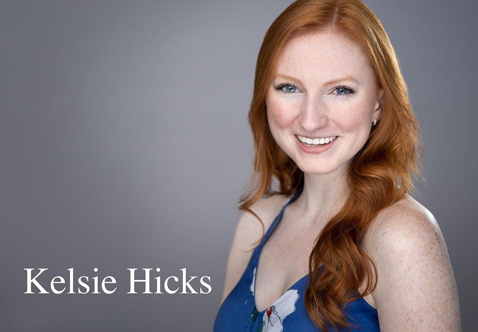 Kelsie Hicks Headshot