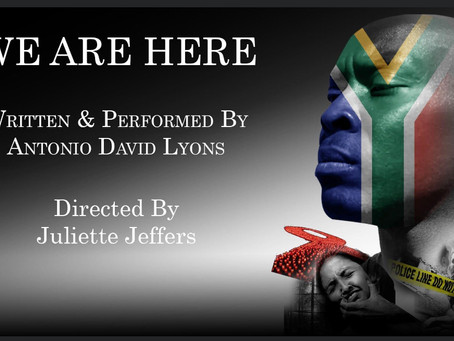 Performance: WE ARE HERE
