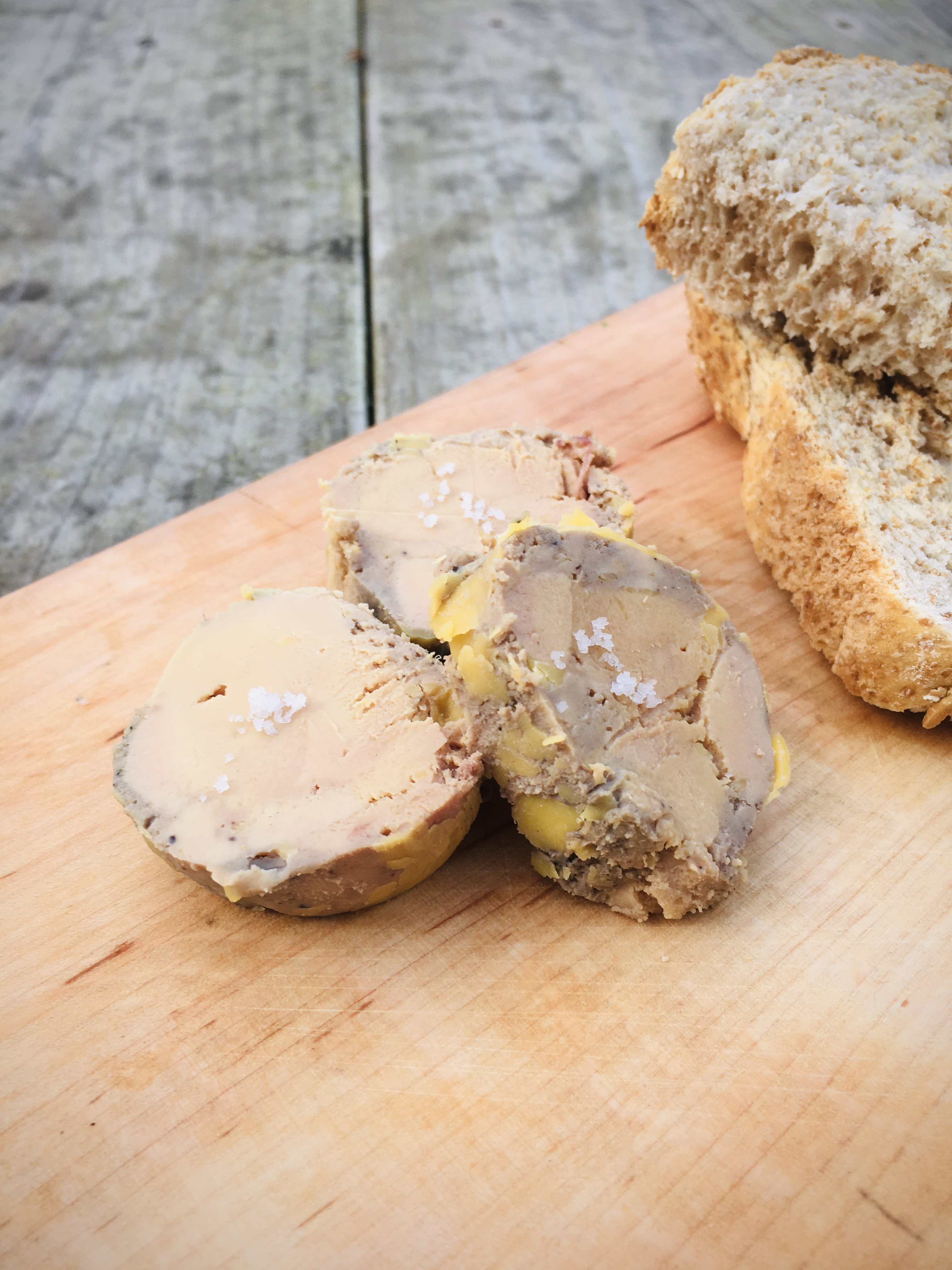Foie gras de canard du sud-ouest