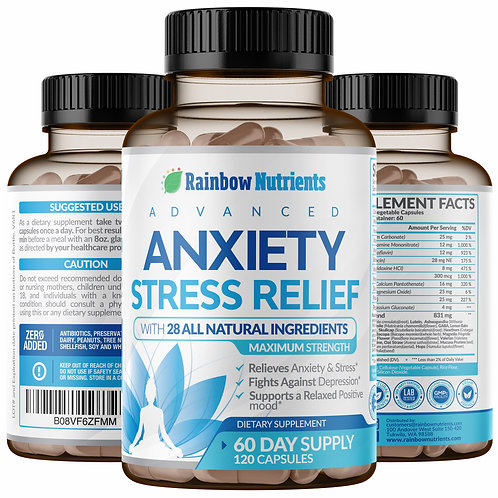 Anxiety & Stress Relief