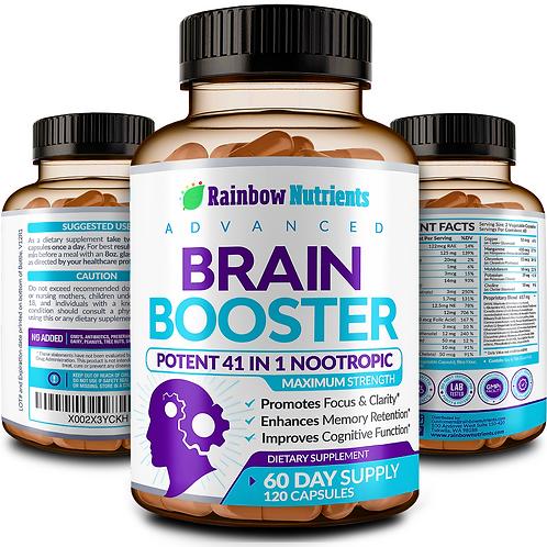 41 in 1 Brain Booster