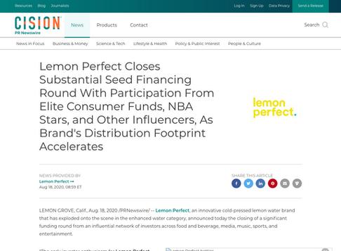 Lemon Perfect / Melitas Ventures