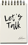 LET'S TALK Notebook