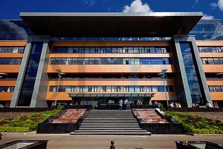 Здание бизнес центра Гранд Сетунь Плаза