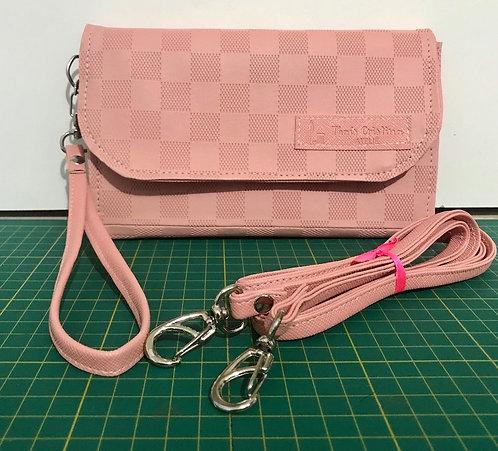 Carteira Porta Celular Rosa