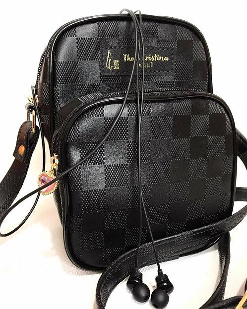 Shoulder Bag Margarida Black