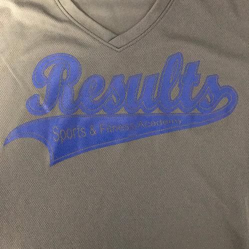 Grey Ladies Results V-Neck