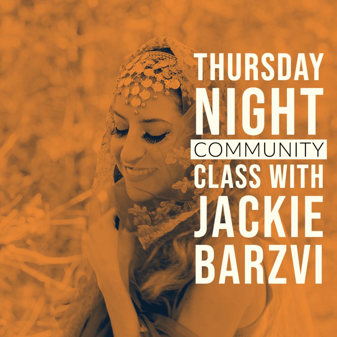 Jackie community class