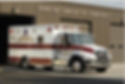 Medic 172 in front of Station 172