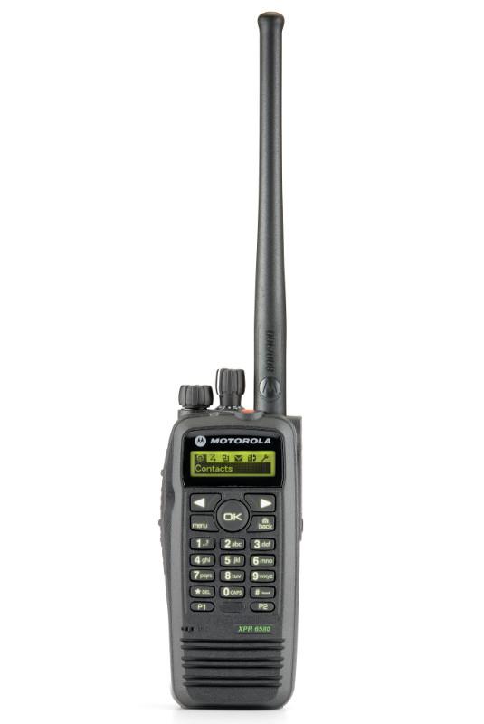 XPR 6580 Connect Plus