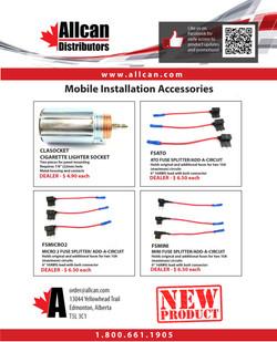 Mobile Installation Accessories