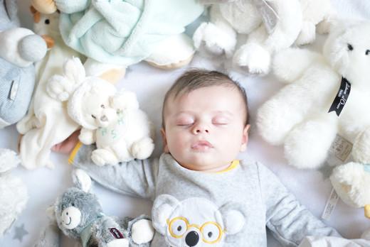 Séance photo bébé 1 mois