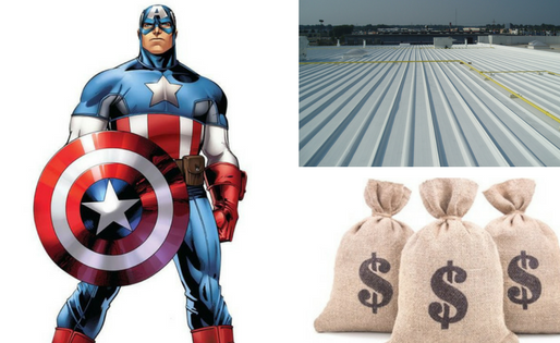 The Property Manager's Guide to Value in Roofing, Part 1: How Captain America and Charlie Munger