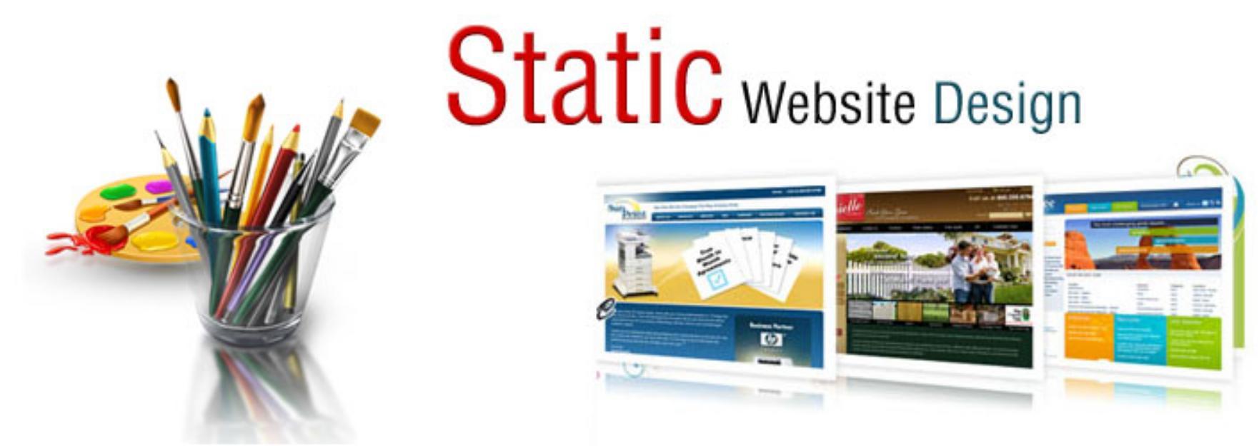 static-webdesign