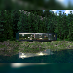 Color_foresthouse