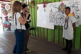 Norad acompaña a la escuela en territorio amazónico