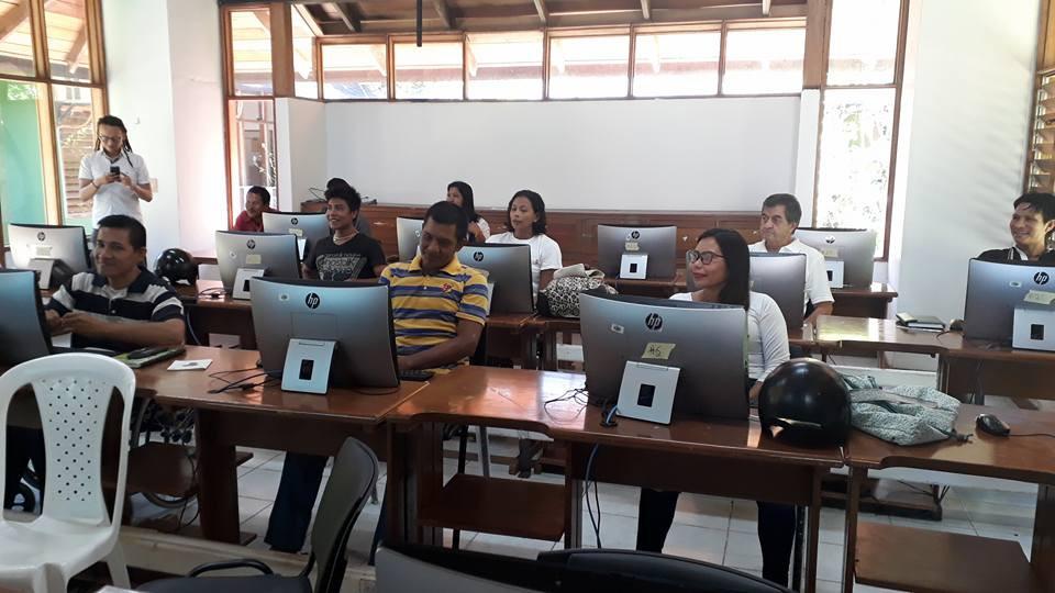 Formación en Sistemas de Información. Leticia, Amazonas.