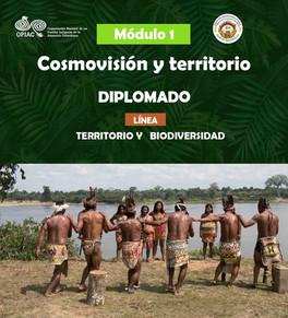 Primer módulo de formación: Cosmovisión y territorio