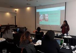 La Escuela Opiac participa en taller con la cooperación Noruega