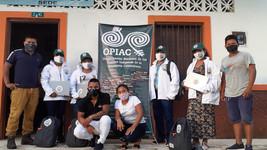 Inicio de la quinta promoción de la Escuela de Formación Política de la OPIAC