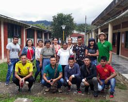 La Escuela Opiac trabaja en su Sistema de Información en Mocoa
