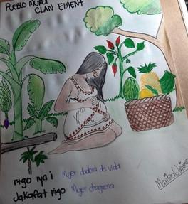 Cuarto módulo de formación: Papel de la mujer indígena en el manejo del territorio